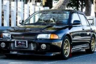 Owner: Mitsubishi Evo3 Evo 3 Lancer Proton Wira 1.8 Gsr Turbo
