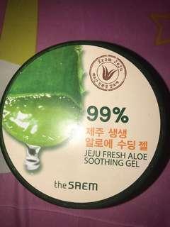 The saem aloe vera 99%