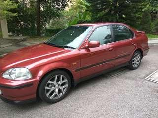 Direct Owner Honda Civic VTEC perfect tiptop condition accept swap