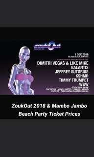 Zoukout 2018 X2