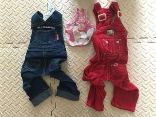 (new) Japanese LEE jeans sets 工人褲x2