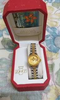 97香港回歸紀念女金錶