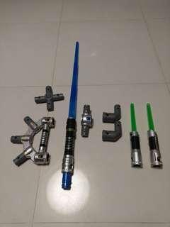 Lightsaber bladebuilder Star Wars 星球大戰