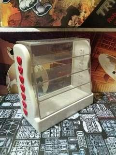 Bakery Display Cabinet 1:12 scale - 1/12 diorama marvel legends dc shf