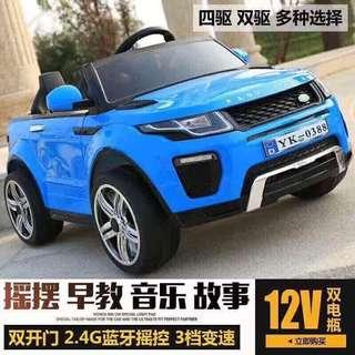Range Rover Rechargeable Ride On Car SUV