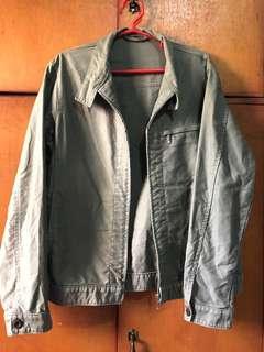 Dark/Gray Jacket