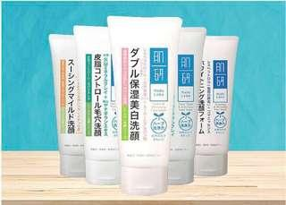 🚚 (SALE) Hada Labo Face Wash 100g (Assorted) 26% OFF