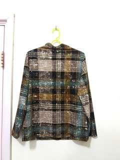 🚚 古著羊毛發熱衣