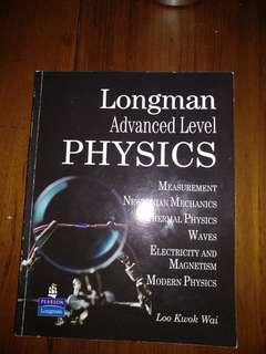 A level physics guidebook
