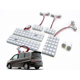 本田Stepwgn RG1-RG4 套裝LED房燈