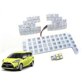 豐田 Sienta NCP170 NHP170 NCP175 套裝LED房燈