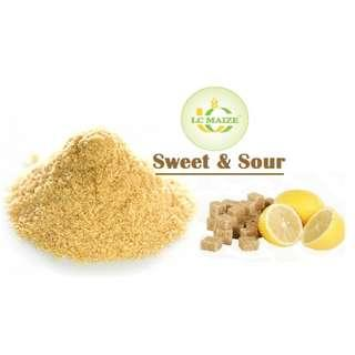 Sweet and Sour Seasoning Powder 1kg/pack