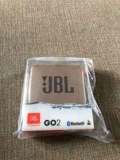 JBL go2藍牙音響
