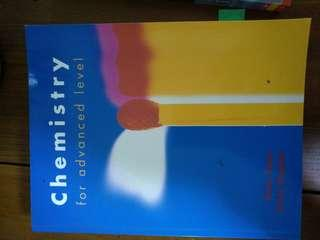 🚚 A level chemistry textbook