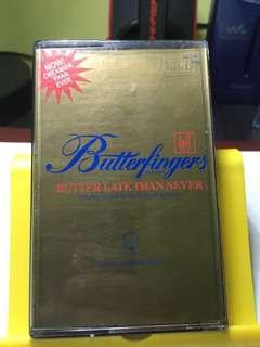 Buterfingers (Butter late than never)