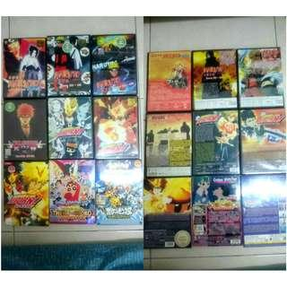 [ANIME DVD][READY STOCK] 1 DVD FOR RM10 - PRICE NOT INCLUDE POSTAGE YET.