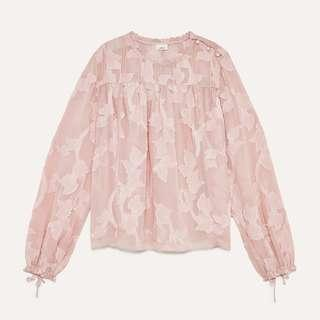 Brand New Without Tags - Wilfred Aritzia Lourdes Blouse Size XXS