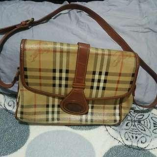 ***Marked Down*** Burberry Bag