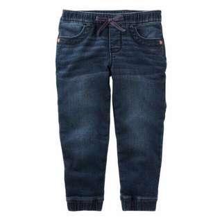 🚚 Oshkosh 牛仔褲2T
