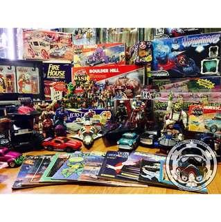 Selling Off Some Of My 80s Toys Collection (Starcom/Bravestarr ONLY)LOOSE COMPLETE/INCOMPLETE)
