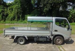 Toyota Lorry Rental