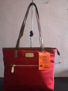 Brand New Michael Kors Tote Bag in Red