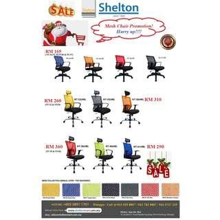 PROMOTION CHRISTMAS !!! Mesh Chair Sales