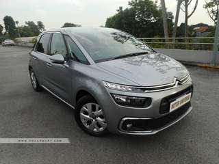 Cheapest Long Term Rental Citreon C4 Picasso 1.6 Turbo