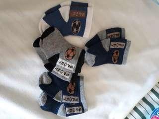 Socks (baby boys)