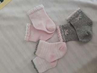 Socks for baby girls