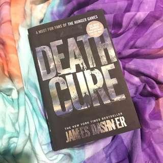 (English) Maze Runner: Death Cure