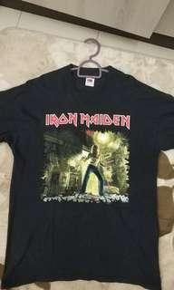 Original Iron Maiden T-shirt