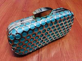 Metal Clutch / Evening Purse