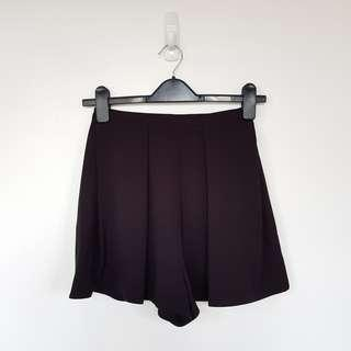 Wildfire Shorts (Black) by The Fifth