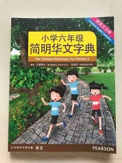 P6 Chinese Dictionary