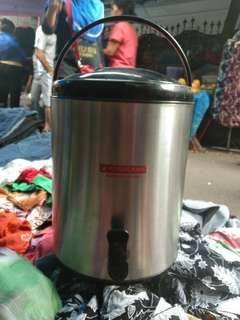 water jug termos stenlis 12ltr