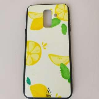 Softcase samsung a6 plus