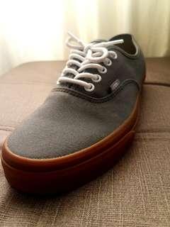 Vans Gray Gumsole