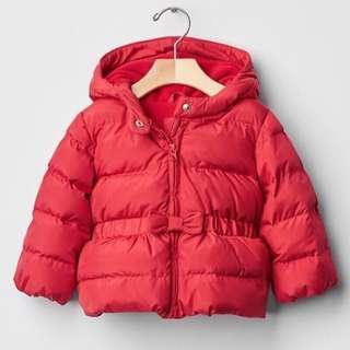🚚 Gap 刷絨鋪棉外套