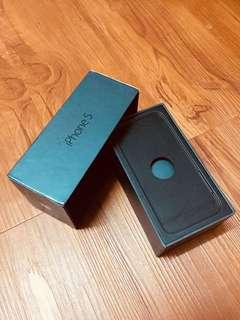 iPhone 5s Black Box