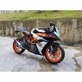 BRAND NEW IN STOCK , KTM RC390 FOR SALE!
