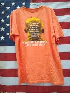 Vintage t-shirt loudness tour japan 2001