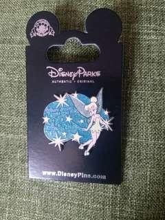 閃閃小仙子Tinker bell-Disney pin迪士尼襟章
