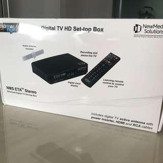 BNIB Digital TV HD Set-top Box