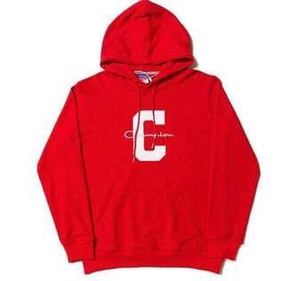 Champion hoodies