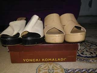 Preloved slipper yongki