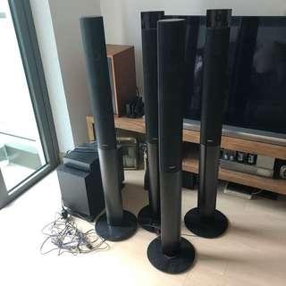 Sony 5.1 surround sound speaker