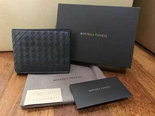 🚚 BNIB Bottega Veneta Wallet in Ardoise