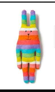 Authentic rainbow craftaholic rabbit
