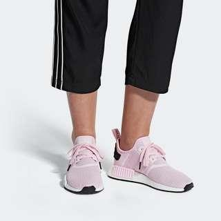 huge selection of 6d080 f76b9  LIMITED TIME OFFER  ADIDAS NMD R1 WOMEN S - CLEAR PINK CLOUD WHITE